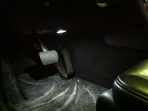 メルセデス ベンツ CLS550 室内灯ALL LED化