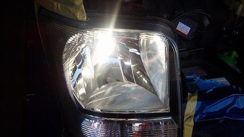 エブリィ LED