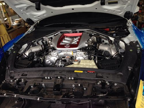R35 GT-R